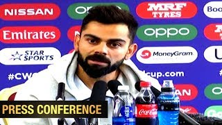 WATCH: We'll Be At Our BEST, Says Virat Kohli On Pakistan Match | #CWC2019