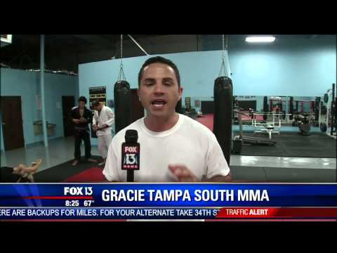Matt Arroyo's Gracie Tampa South MMA New Location On Fox News