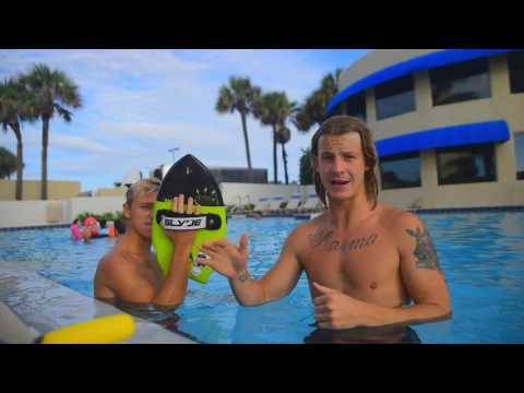 How to use your Fins: Slyde Handboards Beginners Guide