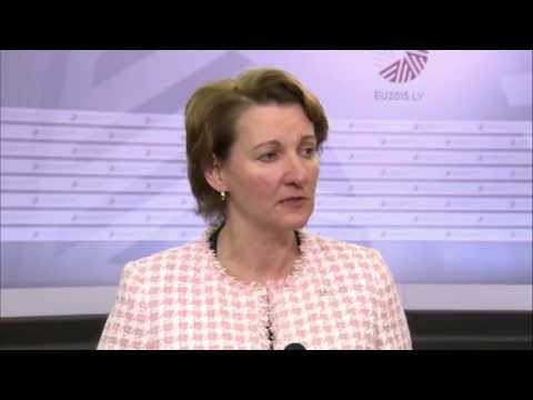 Doorstep by Mārīte Seile ahead of Meeting of EU and Central Asian Ministers for Education