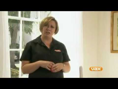 How to use a Vax Carpet Cleaner