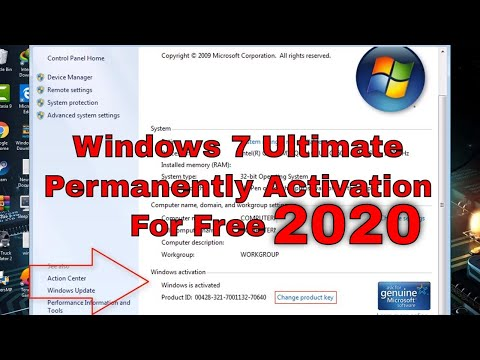 windows 7 ultimate and product key free download
