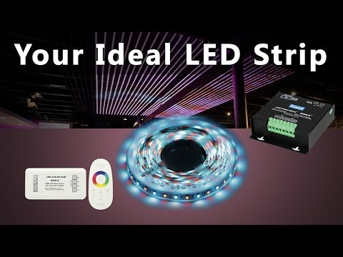 LED Strips for Beginners Find Your Ideal Setup