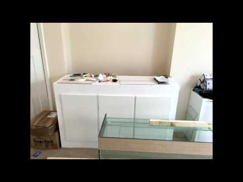 How to: DIY Fish Tank Stand