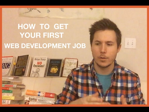 👨‍🌾 How to Get Your First Web Development Job (aka Goal Setting for a Web Developer)