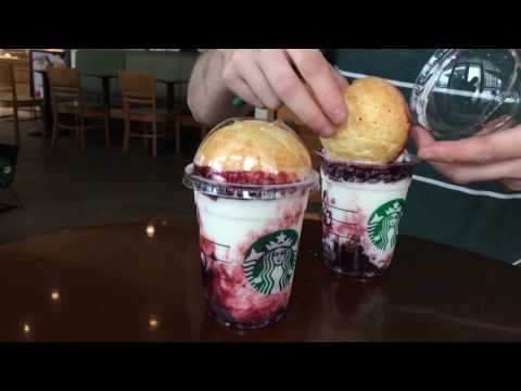 Starbucks' American Cherry Pie Frappuccino available only in Japan