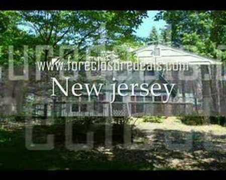 New Jersey Foreclosure Homes - NJ