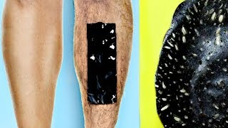 Can You Wax Your Legs With A Blackhead Peel Off Face Mask?