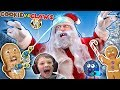 Download Video Download ANNOYING COOKIES vs CLAWS!  Chase vs Duddz in Santa Claus invades Valentines Day (FGTEEV Skit/Game) 3GP MP4 FLV