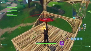 Messing Around In Fortnite