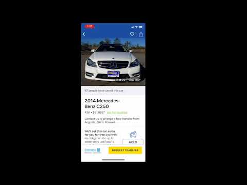 CARMAX Used Cars for Sale App Review