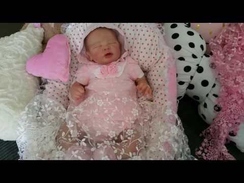 Christina'sReborns - Exciting news! New reborn baby coming!! New baby bed!