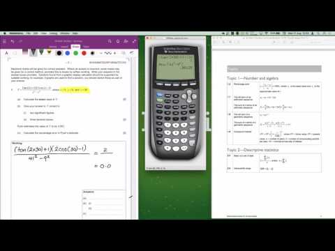 IB Maths Studies May 2015 Time Zone 1 Paper 1 Question 1
