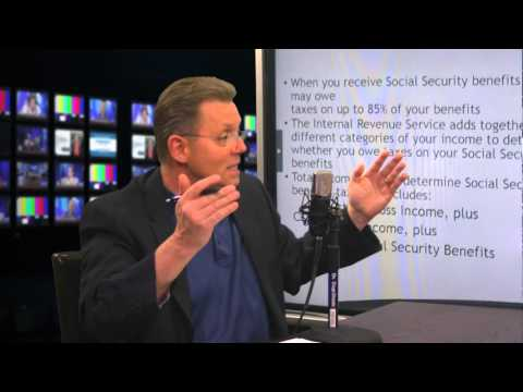 Income Planning May Save Taxes on Social Security Benefits - Right on the Money - Part 5 of 5