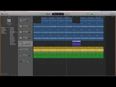 How To Make A Song In Garageband - Full Tutorial 2 (Slow Ballad) Full song