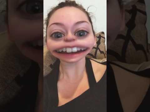 Bigmouth girl