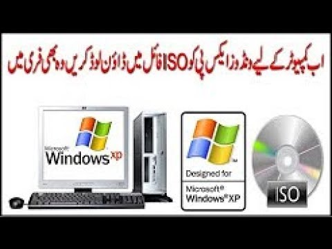How To Download Windows Xp Proffesional 32Bit And 64Bit Service Pack 3 In Iso File For Free