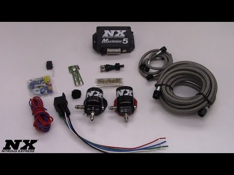 NX - InstaBoost Nitrous System (Part#20928)
