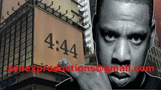 Jay-Z releasing NEW ALBUM 4:44 WILL BE his LAST,has over 30 Tracks!
