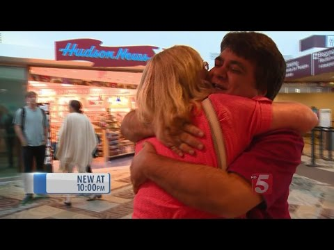 Son Meets Biological Mother For First Time In 49 Years