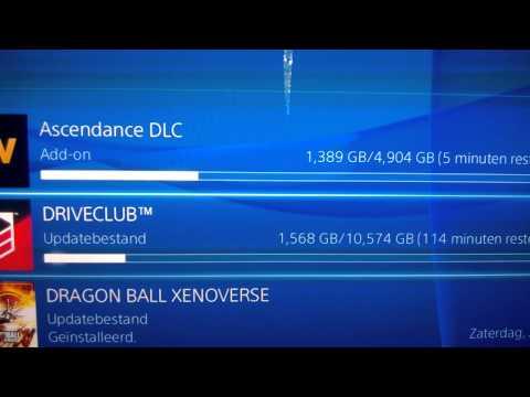 PSN Download speeds: Good