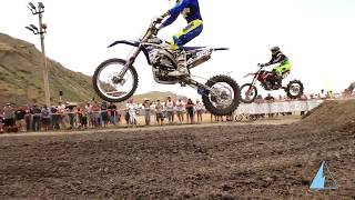 Insane verticross racing and crashes on a very steep hill!! (99th Great American- Part 1)