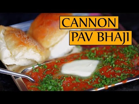 Cannon Pav Bhaji: That Serve's Best Pav Bhaji For Every Budget | Mumbai Special Street Food