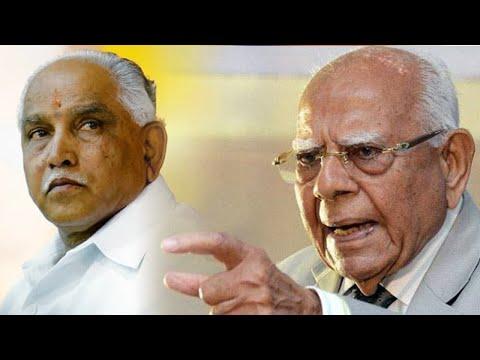 Ram Jethmalani slams Yeddyurappa for CM Oath, Files the case in Supreme Court