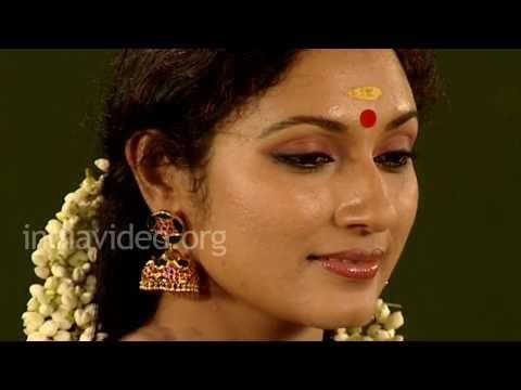 Hair adornment with jasmine garland, Lifestyle, Kerala