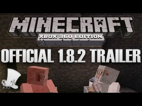 Minecraft 1.8.2 Xbox Release!
