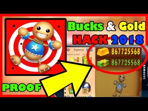 Kick The Buddy Hack - Get Free Unlimited Bucks & Gold (ANDROID/IOS) {Update 2018}