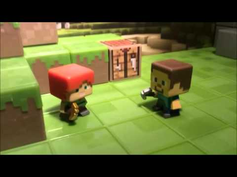 First Try - Minecraft Stop Motion Movie Creator