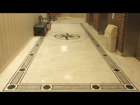 Modern Floor Tiles Design For Living Room