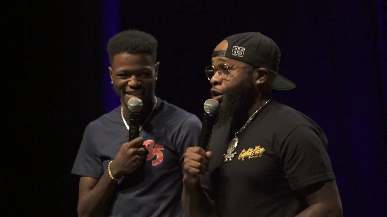 The Knoxville Comedy Special w/ DC Young Fly, Karlous Miller and Chico Bean
