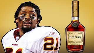 NFL Stars Drink Hennessy Before Games