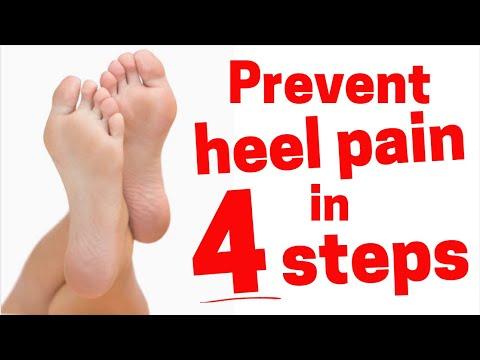 Heel Pain Epidemic Video 11: Heel Pain Prevention