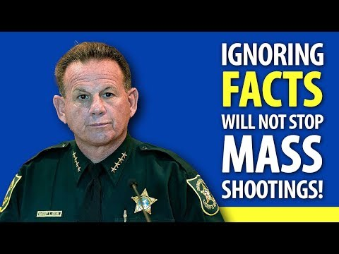 Won't Stop Mass Shootings By Blaming NRA and Ignoring Facts