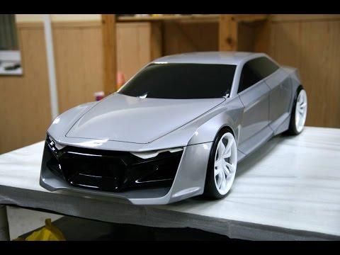 Wood CAR Prototype