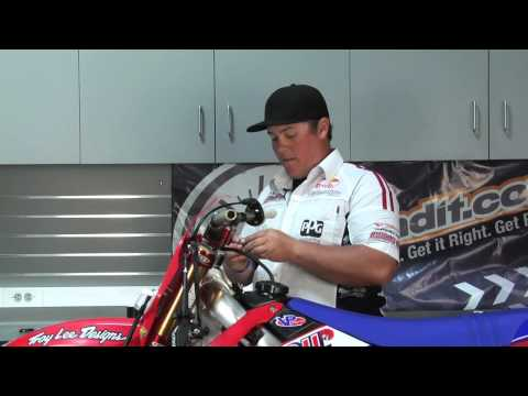 How To: Replace Bars & Grips - TransWorld MOTOcross