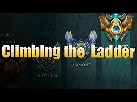 Climbing the League of Legends Ranked Ladder