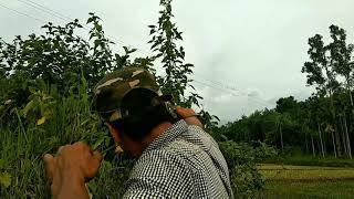 Bắn Chim ở Cự Li 50m //nÁ Cao Su Nguyễn Đức Vlogs