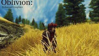 Oblivion ENB+Oblivion Reloaded, Daedric quest, Clavicus Vile