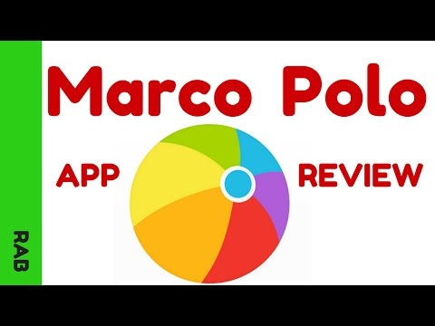 Marco Polo App Review - Video Messaging
