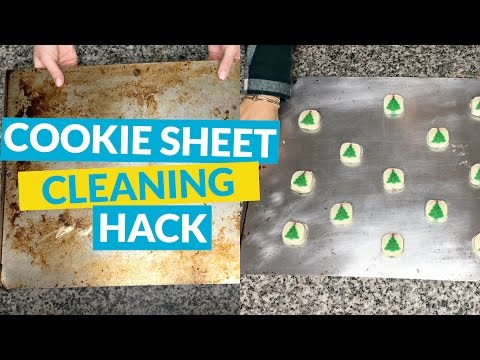 How to Cleaning a Baking Sheet