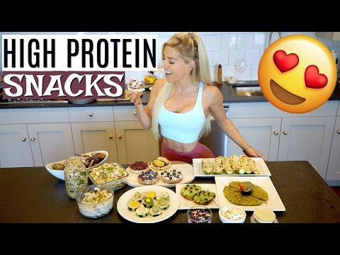 HEALTHY SNACKS | Quick and Easy | First Hei-Tea Time