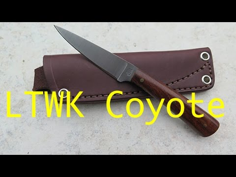 LT Wright Knives Coyote