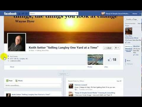How to Change Your Business Page Name & How To UNLIKE a Business Page