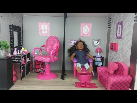 American Girl Doll Salon and Spa