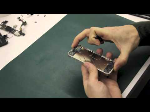 iPhone 4S Mid Frame Replacement - Lovefone UK