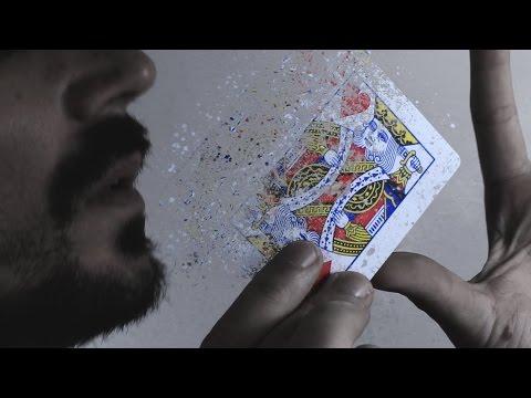 Impossible Card Magic Trick Transposition OUR DREAMS - Miquel Roman